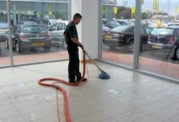 Hard Floor Cleaning