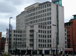 Spaces, Peter House, Oxford Street, Manchester