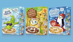 Pemberton & Whitefoord Tesco Kids Cereals