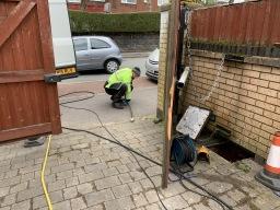 Unblocking drain manchester