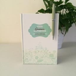 Gardeners Notebook  Pen Set - £12.99
