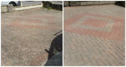 Driveway Block Paving Cleaning and Sealing