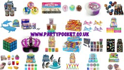 Kids Party Bag Fillers For Birthday Party Bags - P