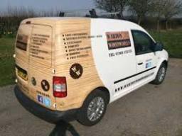 Warton woodworks van