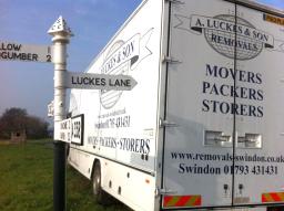 Removals Company Swindon