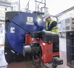 Industrial Burner and Boiler Servicing