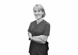 Dentist Dr Eilis O'Hagan