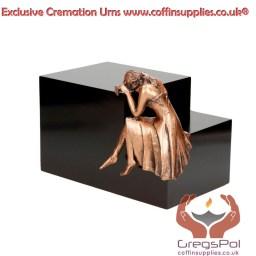 Artistic Cremation Urn Nostalgia Funeral urn