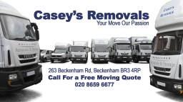 Moving Company Beckenham Kent Casey's Removals