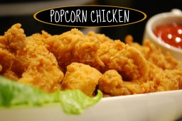 Pop Corn Chicken