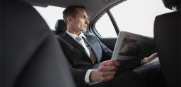 DEDICATED CHAUFFEUR - Executive Chauffeurs London