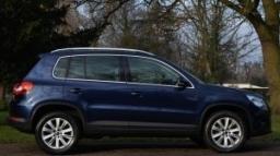 Volkswagen Tiguan For Sale Chingford