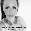 Lisa at Cutters hair design