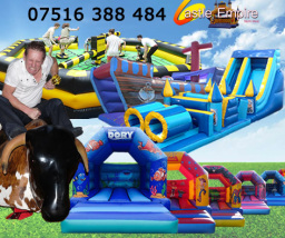 Bouncy Castle Hire Manchester Stockport