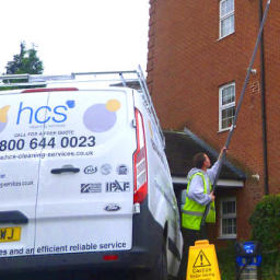 High Level Window Cleaning HCS