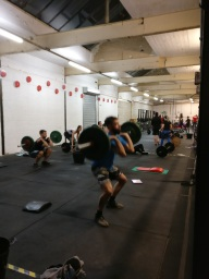 crossfit leicester community