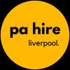 PA Hire Liverpool
