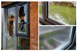 Broken Glass Window Panes Glazing Repairs