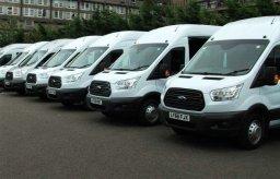 Bells Buses, Minibus Fleet