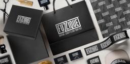 Fuzzique Brand Identity