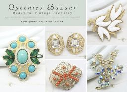 Beautiful Vintage Jewellery