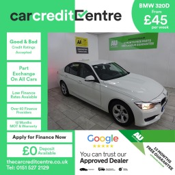 Used BMW on Finance