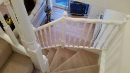 Spindle staircase Killamarsh