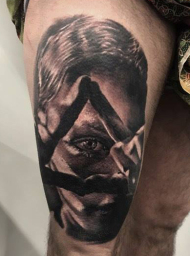 realistic tattoo , Stotker Tattoo ,London