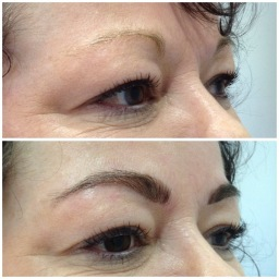 Eyebrow extensions Lincoln