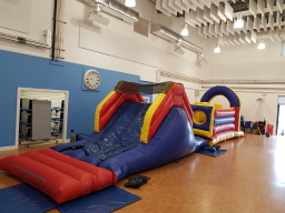 Obstacle course hire in Sheffield and Chesterfield
