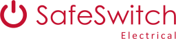 SafeSwitch Electrical - Full Logo