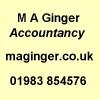 M A Ginger