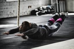 Lifting Room CrossFit Training 3