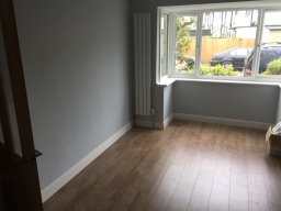 Ground Floor refurb in Purley - A1 Class