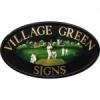 Village Green Signs