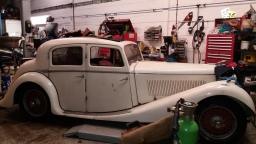 1936 SS Jaguar
