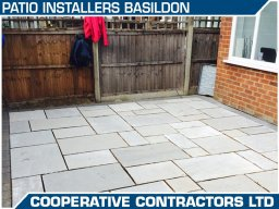 Patio Contractors Basildon
