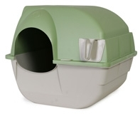 Omega Paw Roll and Clean cat Litter box