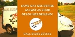 DNDP CIC Same-Day Deliveries