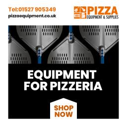 Equipment for Pizzeria UK