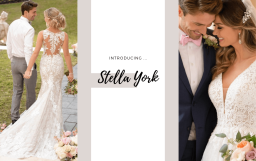 Stella York at Brides of Chester