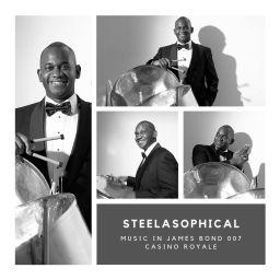 Steelasophical Steel Band Dj Service James Bond