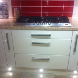 CREAM GLOSS KITCHEN 25% OFF!!