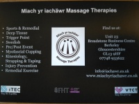 Miach massage therapies
