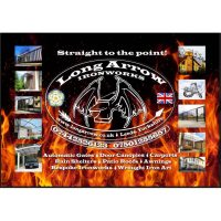 Long Arrow Ironworks Ltd (Patio&Door Canopies, Gates&Railings in Leeds, Yorkshire, UK)