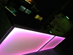 Temporary LED Bar Hire Buckinghamshire