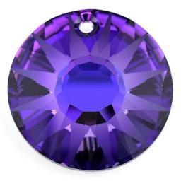 Swarovski Crystal Sun Pendant