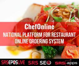National Platform for Restaurant Online Ordering