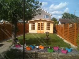 Timber Fencing, Decking, Garden Rooms