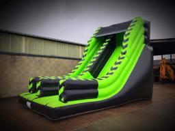 free fall mega slide